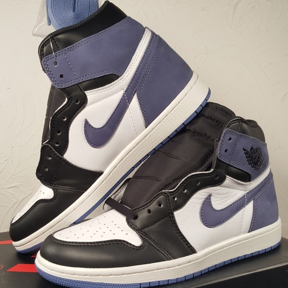 ee28d976dbf Jordan Shoes | Air 1 Retro High Og Blue Moon Size 85 | Poshmark